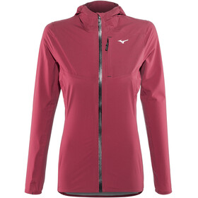 Mizuno Endura 20K Running Jacket Women red